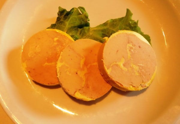 Foie gras de canard entier boîte